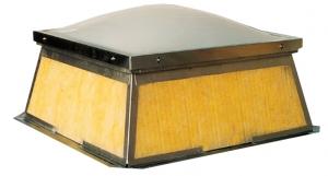 Одностворчатые фонари с наклонным основанием. Тип СN, EN