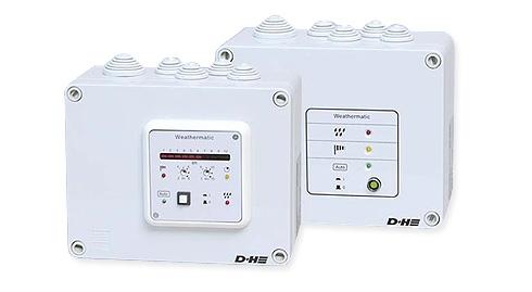 Блок управления вентиляцией WRZ / WRZ 8000